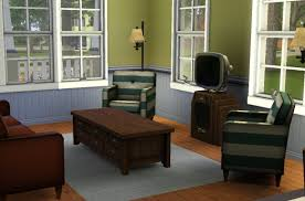 mod the sims new beginnings bungalow base game only no cc or sc