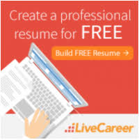 Live Career Resume Builder Live Career Resume Builder U2013 Campustorch