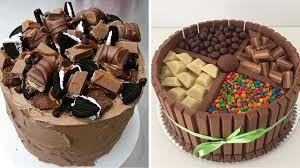 Decorating Cakes Amazing Chocolate Cake Decorating Cake Style 2017 Amazing