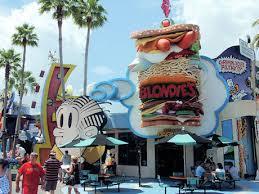 theme parks orlando inside