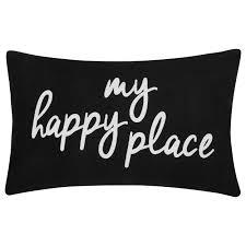 Amsterdam Happy Place Lumbar Decorative Pillow 13
