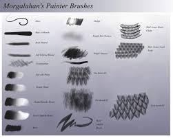 brush pack i grass by painterlove on deviantart