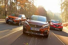 crossover cars 2017 best crossover cars and small suvs on sale 2018 auto express