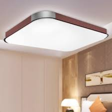 Wandlampen Wohnzimmer Modern Natsen 27w Led Deckenlampe Braun Deckenleuchte Modern Wandlampe