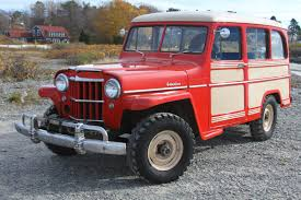 jeep station wagon for sale 1959 willys station wagon for sale or trade motorland