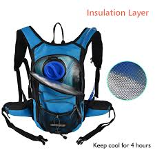 Backpack Storage by Miracol Hydration Backpack With 2l Water Bladder U2013 Insulation