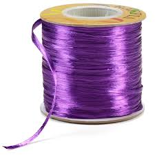 raffia ribbon raffia ribbon purple pearl raffia ribbon the container store
