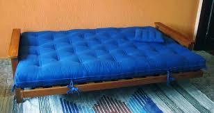 comprar futon futon totalmente artesanal r 1 400 00 em mercado livre