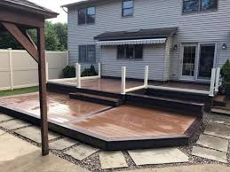 composite decking in rome and remsen ny poly enterprises
