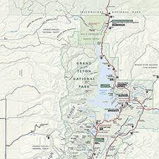 grand map maps grand teton national park u s national park service