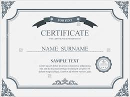 template certificate templates franklinfire co