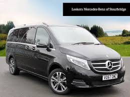 mercedes minivan used mercedes benz v class cars for sale motors co uk