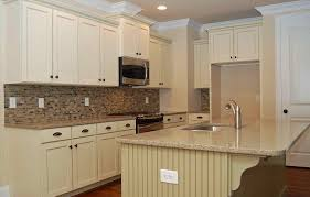 antique white kitchen cabinets with granite countertops best