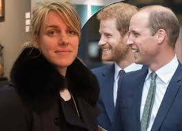 prince harry revealed prince harry and william have a little known step sister