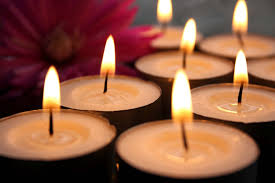 Best Candles Light The Candles And Pour The Red Wine Into Your Glass Before