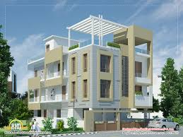 Modern Elevation Modern Contemporary Home Elevations Indian House Plans