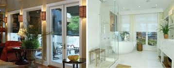 Solar Shades For Patio Doors Patio Door Window Treatment Ideas For Summertime Be Home