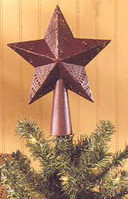 Star Christmas Tree Toppers Lighted - christmas tree toppers angel and star toppers