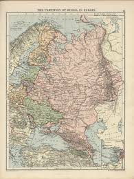 European Map 1914 by Russia Map Map
