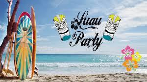 luau party luau party