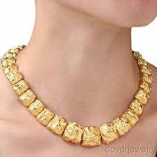 large gold ring necklace images 673 best gold modern images gold jewellery bangle jpg