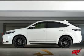 lexus harrier 2016 full blast toyota harrier