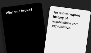cards against humanity stores post grad problems cards against humanity sold nothing on black