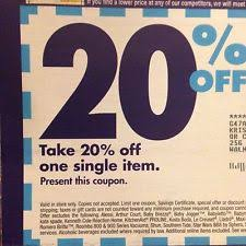 Bed Bath And Beyond 20 Percent Off Coupon Bed Bath U0026 Beyond Department Store Coupons Ebay