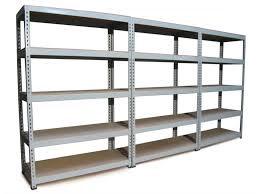 nobby design ideas heavy duty garage shelves modest husky 77 in