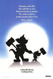 tom jerry movie movie poster 1 4 imp awards