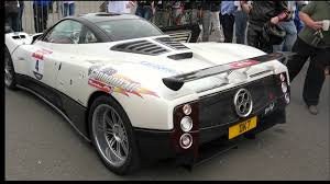 pagani engine pagani zonda f engine startup rev shutdown cannonball 2015 4k