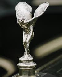 1911 rolls royce silver ghost hooper limousine ornament