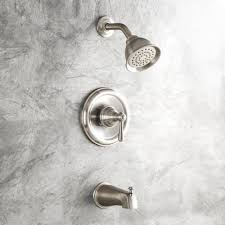 moen t2113 kingsley chrome one handle tub shower faucets 1 2