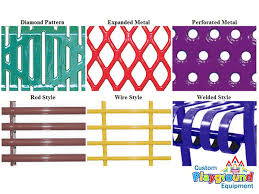 Commercial Grade Park Benches Or Park Bench 6ft Perforated Metal Bench With Back