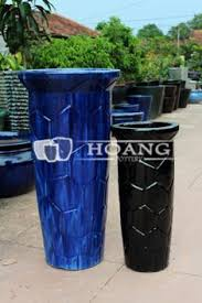 Glazed Ceramic Pots Features Frost Resistant Shape Round Number Of Items