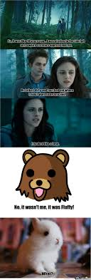 Twilight Meme - pedobear twilight memes best collection of funny pedobear twilight