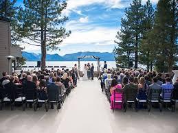 south lake tahoe wedding venues wedding venues lake tahoe the landing resort and spa south lake