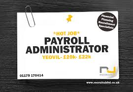 payroll administrator 17 fields related to payroll administrator