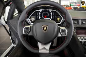 lamborghini aventador features 2016 lamborghini aventador roadster pirelli edition for sale