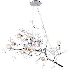 47 12 light oval shaped tree twig branch flower