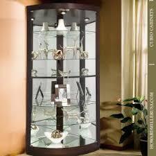 glass corner curio cabinet corner curio cabinet with glass doors http sanromandeescalante