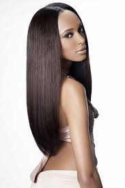 weave hairstyles with middle part 20 exclusive weave hairstyle ideas for straight hair