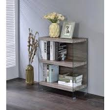 Glass Bookshelves by Glass Etagere Bookshelves U0026 Bookcases Shop The Best Deals For
