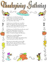 thanksgiving poems for church bulletins mypoems co