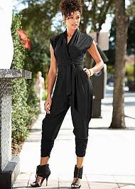 sears jumpsuit black jumpsuit andrea fenise