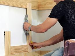 Wainscoting Spacing How To Install Shaker Style Wainscot How Tos Diy