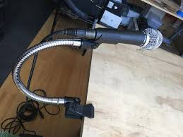 Microphone Desk Arm Microphone Stands Barkode Props Inc