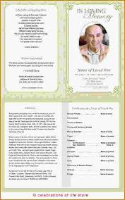 funeral booklet templates free printable funeral program template template ideas