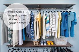 organized living decluttering guide for the home organized living