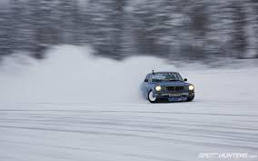 subaru drift wallpaper ice snow cars racing artic drift speed hunters gatebil